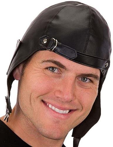 Velostat hat to resist alien mental influence